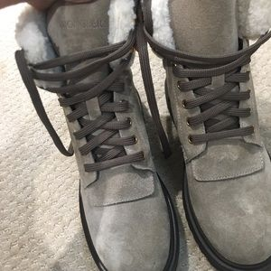 Moncler Shoes - New Patty moncler boots